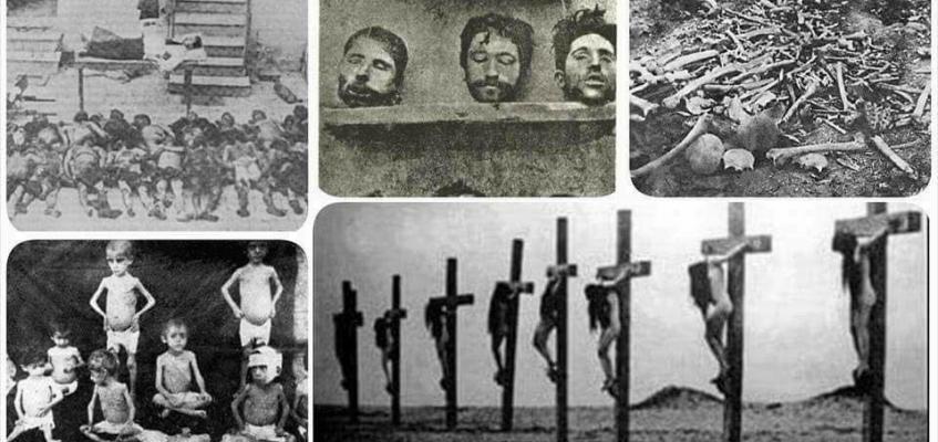 genocidio multimmagine